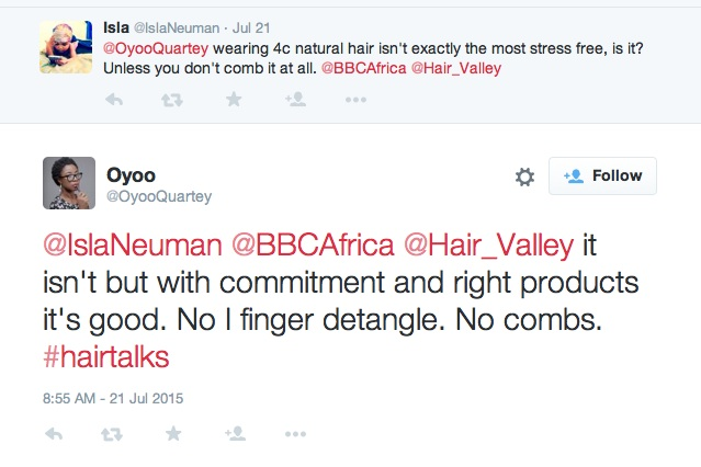 Culled from BBC Africa on Twitter