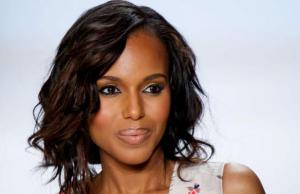 Kerry Washington - culled from culturebene.com