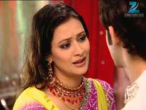 Jasveer Kaur as Kajri in Ghar Ki Lakshmi Betiyann (Destiny) - The wicked lady