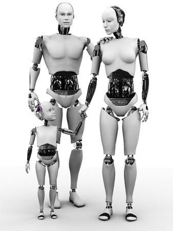 Robots-family